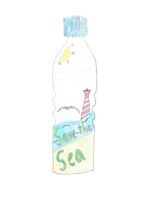Save the sea by Acacia